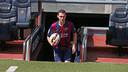Vermaelen was presented on Sunday / PHOTO: MIGUEL RUIZ-FCB