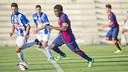 Los hombres de Luis Enrique siguen con su puesta a punto / FOTO: ARCHIVO FCB