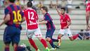 Barça B - Lleida / FOTO: GERMÁN PARGA - FCB