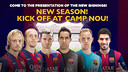 New signings in Joan Gamper Trophy