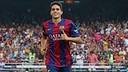 Marc Bartra during the presentation / PHOTO: marcbartra