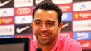 Xavi Hernández, two days from the start of La Liga season / PHOTO: MIGUEL RUIZ - FCB