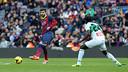 Le Barça, face à Elche l'an passé / PHOTO: Arxiu FCB