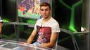 Munir El Haddadi was speaking on El Marcador / PHOTO: MIGUEL RUIZ-FCB