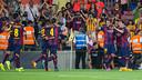 Barça - Elche (3-0). PHOTO: GERMÁN PARGA-FCB.
