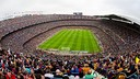 The clásico is always one of the events of the year at the Camp Nou / PHOTO: GERMÁN PARGA - FCB