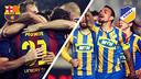 Le Barça et l'Apoel n'ont jamais joué ensemble dans une rencontre officielle