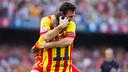 Messi i Neymar Jr han decidit el partit / FOTO: GERMÁN PARGA-FCB
