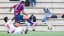 Luis Suárez scored his first two goals in a Barça shirt / PHOTO: GERMÁN PARGA - FCB