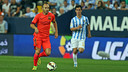 Andrés Iniesta played the full 90 minutes against Malaga / MIGUEL RUIZ- FC