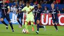 Neymar scored his seventh goal of the season in Paris / PHOTO: MIGUEL RUIZ-FCB