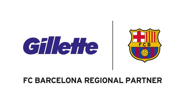 Acord de patrocini oficial del Club a l'Amèrica Llatina entre el FC Barcelona i Gillette