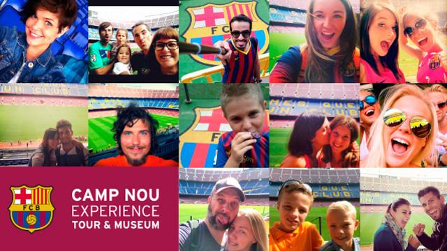 Concurs #CampNouExperience