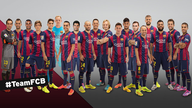 Barca 115th Anniversary _ FlyBarca