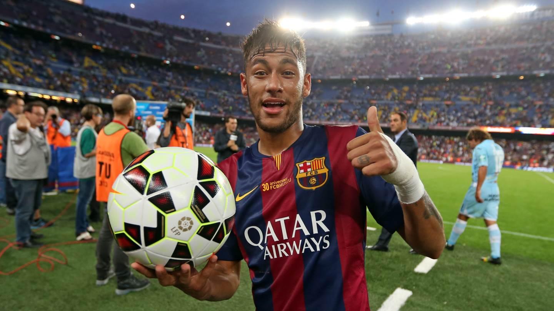 neymar jr supera a sua pr 243 pria marca na liga espanhola