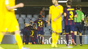 Barça B put four goals past Alcorcón / PHOTO: VÍCTOR SALGADO - FCB