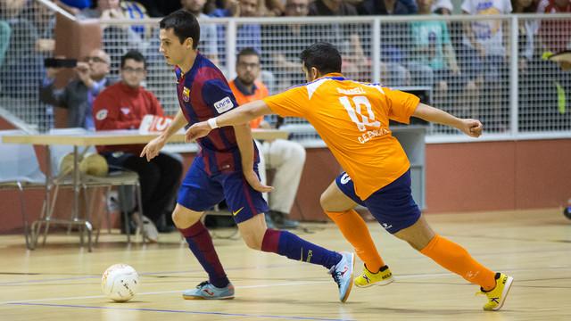 Dyego marcó dos goles en los dieciseisavos de final de la Copa