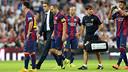 Blessure confirmée pour Iniesta / PHOTO: MIGUEL RUIZ - FCB