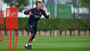 Luis Enrique was speaking to the press after training on Tuesday / PHOTO: MIGUEL RUIZ-FCB