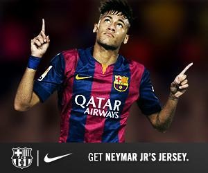 FC Barcelona Match Home 14-15