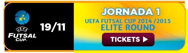 Elite round jornada 1