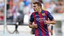 Munir, de nuevo con el Barça B / FOTO: ARCHIVO - FCB