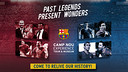 the Club is running various promotions to bring members and fans closer to Barça's history