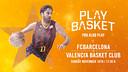 FC Barcelona (5-1) entertain Valencia Basket (4-2)