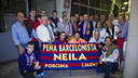 Crest unveiling of the PB Porcuna-Neila