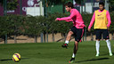 Sergi Roberto in training / PHOTO: MIGUEL RUIZ - FCB