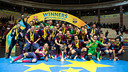 Barça won the title for the second time last season / PHoto: GERMÁN PARGA