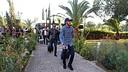 Neymar and Alves arriving at Barça's hotel in Nicosia / PHOTO: MIGUEL RUIZ -FCB