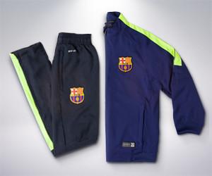 Survêtement du FC Barcelona pour enfant