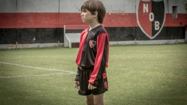 The movie follows Leo Messi's journey from childhood to superstar