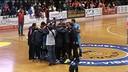 It was an impressive win for the futsal team in Navarra / ORIOL BONSOMS-FCB