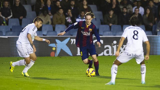 Halilovic - Girona 0-1 Barca B - FlyBarca