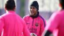 Neymar Jr is among the squad of eighteen / PHOTO: MIGUEL RUIZ-FCB