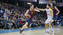 Marcelinho was top scorer with 25 points / PHOTO: GERMÁN PARGA - FCB