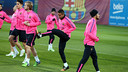 There will be training sessions every day from Monday to Friday / PHOTO: MIGUEL RUIZ - FCB