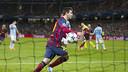 Leo Messi marcó dos goles en la eliminatoria contra el City de la temporada pasada / FOTO: MIGUEL RUIZ - FCB