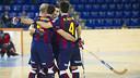 El Barça se ha convertido en el campeón de invierno. / FOTO: ARCHIVO - FCB