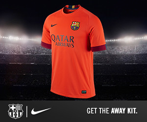 Get the away kit