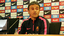 Luis Enrique / PHOTO: MIGUEL RUIZ - FCB