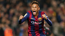 Neymar Jr a marqué son 32ème but avec le Barça / PHOTO: MIGUEL RUIZ-FCB