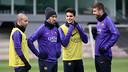 Le Barça prépare le match face à Elche / PHOTO: MIGUEL RUIZ - FCB