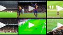 Leo Messi's goal