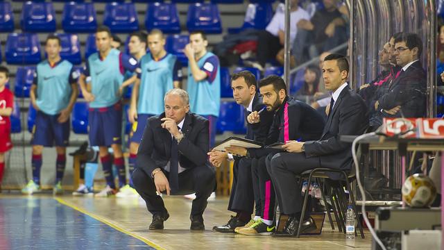El Barça jugará en Palma con el retorno de Bateria y Ari Santos