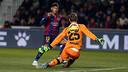 Neymar scores the third goal at Elche. PHOTO: MIGUEL RUIZ-FCB.