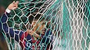 Neymar's double helped Barça cruise to victory over Elche. /  PHOTO: MIGUEL RUIZ-FCB
