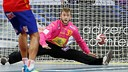 Gonzalo Pérez de Vargas, referente en la portería /FOTO:Qatar Handball 2015